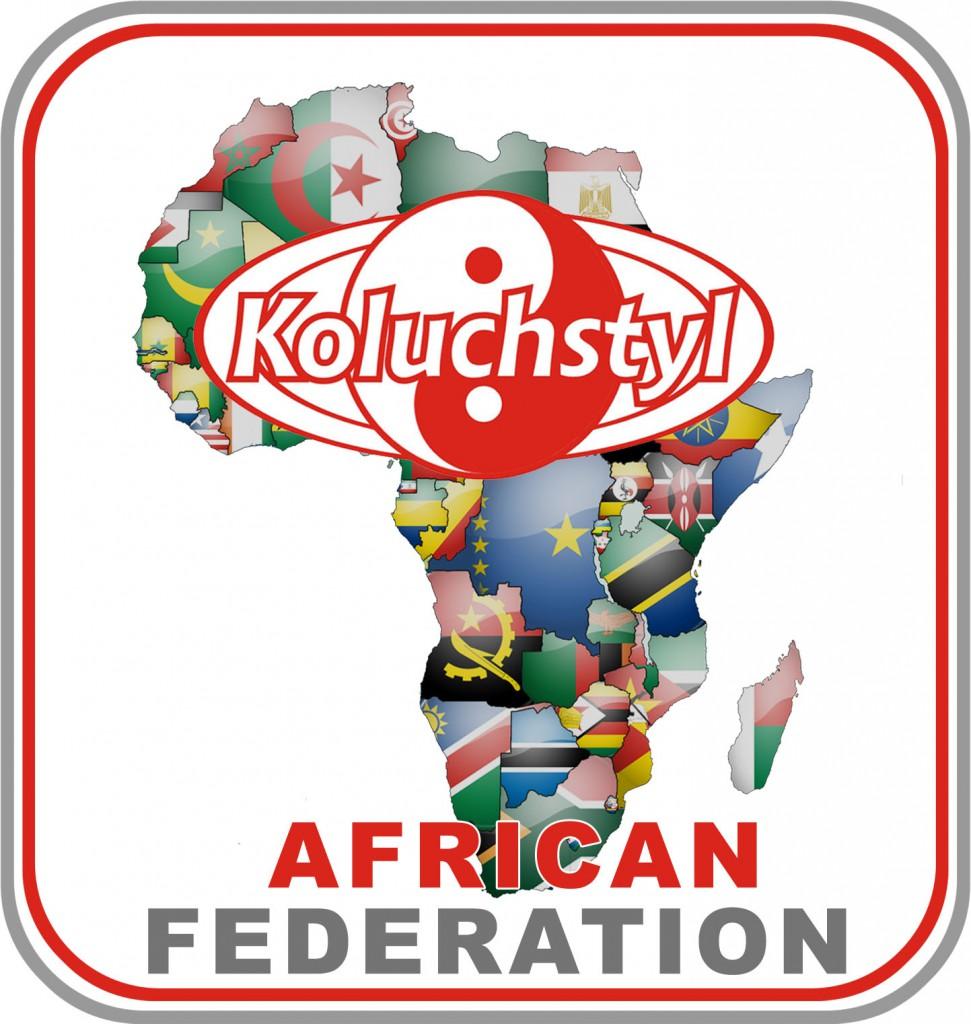 African Fed - Koluchstyl logo